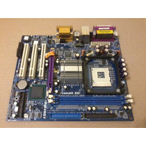 Mother Asrock P4i45gv Socket 478 Para P4 Y Cel / Impecable!!