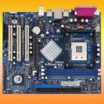Motherboard Asrock P4vm8 Socket 478 Intel Ddr Sata Pc Gtia!
