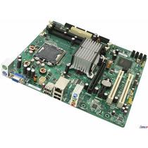 Mother 775 Intel Dg31pr Ddr2 Con Chapita + Micro Dual Core