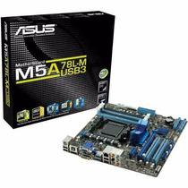 Mother Am3 Asus M5a78l-m Usb3 Usb 3.0 - A Reparar O Repuesto