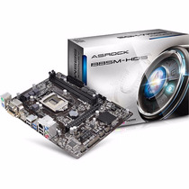 Placa Madre Asrock B85m-hds Socket1150 Hdmi Usb 3.0
