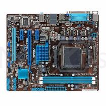 Mother Asus M5a78l-m Lx3 Am3+ Soporta Fx + Ddr3 1866