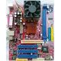 Combo Mother + Pentium 4 + Cooler Congreso Usado X Garantia