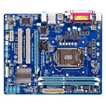 Motherboard Gigabyte (1155) Ga-h61m-s2pv Bsaspc