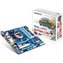 Mother Gigabyte 1155 Mod. Ga-q77m-d2h En Oferta C/falla