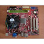 Msi P6ngm + Intel Pentium Dual Core E2180 2.0ghz