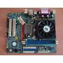 Ecs Gs7610 Ultra + Amd Sempron 3000+ 1.8ghz