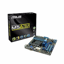 Mother Am3+ M5a78l-m/usb3 Amd Fx Athlon