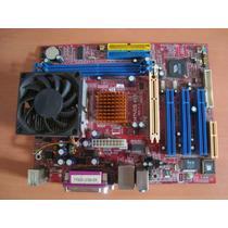 Biostar M7vig 400 Rev 7.1 + Amd Turbo 3200+ X Comb Series