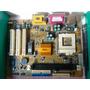 Mother Pc Chips M758lmre - Intel Socket 370 - La Plata