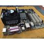Motherboard Asus P4ge-mx + Celeron D 2,66 + 512 Memoria