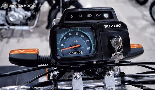Moto Suzuki Ax 100 Ax100 Cafe Racer 2t 0km Urquiza Motos