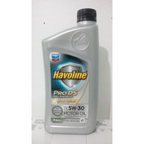 Aceite Havoline Pro Ds Euro 5w30