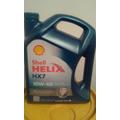 Shell Helix Hx7 10w40 - 4 Lts.
