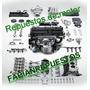 Arbol De Levas Chevrolet Luv 2.3 Nft. - 4zd1 - Con Engranaje