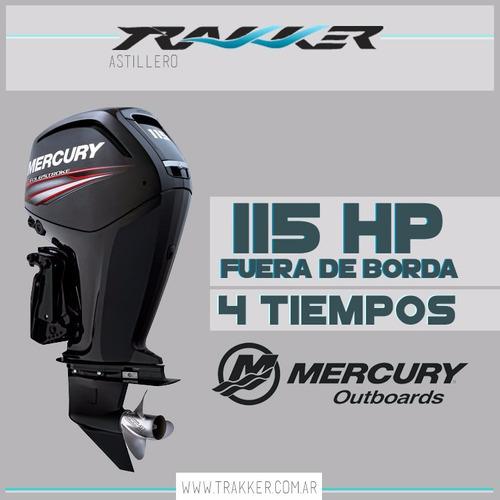 Motor fuera de borda mercury 115 hp 4t l nueva en mercado for Fuera de borda pelicula