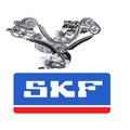Kit De Distribucion Skf Fiat Uno Fire 8v + Remera De Regalo!