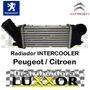 Radiador Intercooler Peugeot / Citroen 100% Original