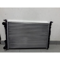 Radiador De Agua Fiat Uno Fire 1.3 8v Con Aire Acondicionado