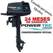 Powertec 5 Hp 2 Años De Garantía