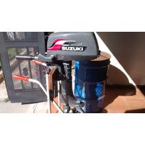 Suzuki 4 Hp 2t Japon- Japon O Pmto