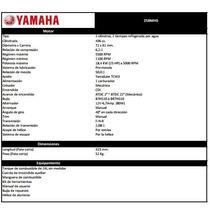 Yamaha Motor Fuera De Borda 2 Tiempos 25bmhs En Motolandia!