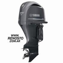 Motores Yamaha 300hp 4t Efi 24v Off-shore 4.2l Renosto