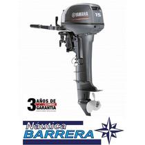 Motor Yamaha 15 Hp 2t-entrega Inmediata-ver Oferta X Contado