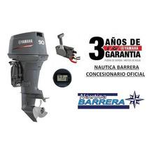 Motor Yamaha 90 Hp 2t Full. Ver Oferta Contado!!- Entrega Ya