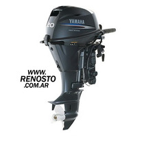 Motores Yamaha 20hp 4t Pata Corta Entrega Inmediata Renosto