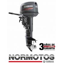 Motor Yamaha 25 Hp 2t Nuevo Ver Oferta Contado Normotos