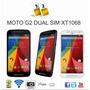 Moto G 2 Dual Sim Original Segunda Generacion 5 8mp Xt1068