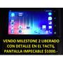 Celular Motorola Milestone 2 Liberado Usado Con Detalle