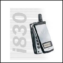 Motorola Nextel Iden I830 Plateado Silver Blanco Negro Ver