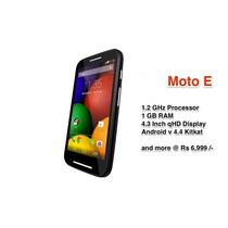 Motorola Moto E Para Claro