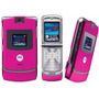 Celulares V3 Pink Rosa Con Fallas Consume Mucha Bateria