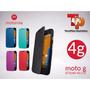 Motorola G 4g Lte Xt1040 5mp Flash Liberados Flip - Garantia