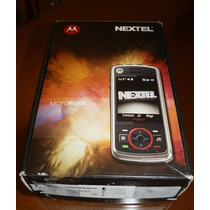 Nextel Iden I856 I856w Nuevo En Caja Sin Uso Completo Legal