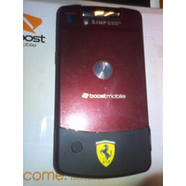 Motorola Nextel I9 Sature Ferrari Film En Vidrio Sin Remover