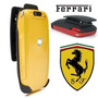 Nextel Ferrari I897 Amarillo Yellow Con Holder Limited Mp3