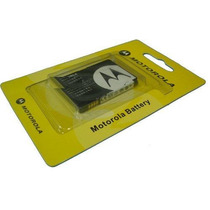 Bateria Nextel Motorola I686 Nueva Original Blister Oem Bk10
