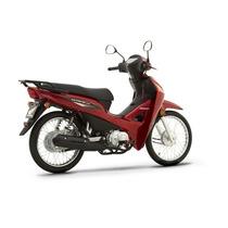 Honda Wave110 2014 Azul/negro/rojo 0km