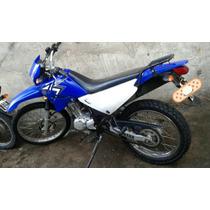 Yamaha Xtz 125e 125e 2010