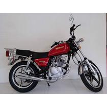 Suzuki Gn-125 0km -m.s.b-