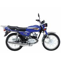 Motocicleta Suzuki Ax 100 0km 2015 Financio Total