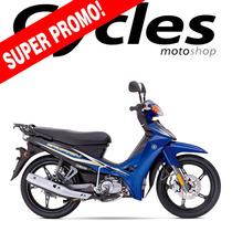 Yamaha Crypton 110 Full 0km Plan Nacional 40 Cuotas