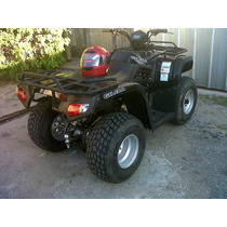 Cuatriciclo Gilera Hot Bear 200cc Automatico Parrillero