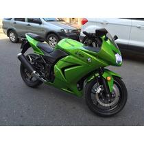 Kawasaki Ninja 250 | 2012 | 3.100 Km | Impecable Estado