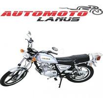 Suzuki Gn 125 0km Automoto Lanus