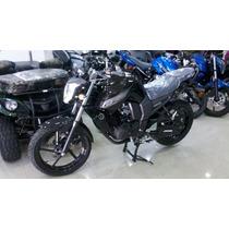 Yamaha Fz 16 2012 Okm Av Santa Fe 950 4798-8980